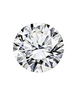 Diamant Rond 0,50 carat  , E-VS
