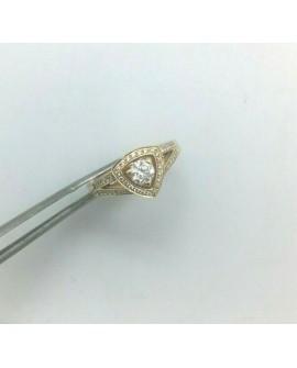 achat bague mauboussin or diamants